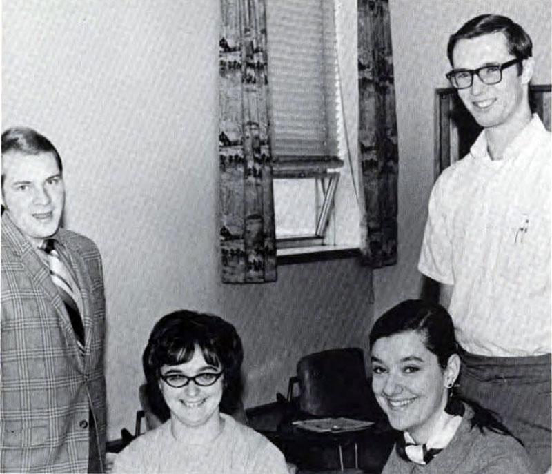 Accounting Club 1970