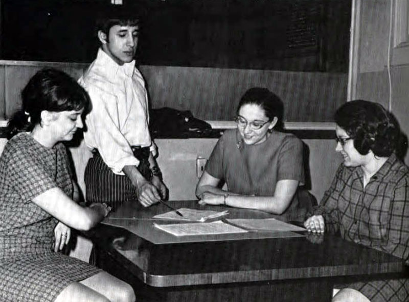 Accounting Club 1971