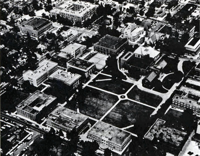 Campus Airview 1988