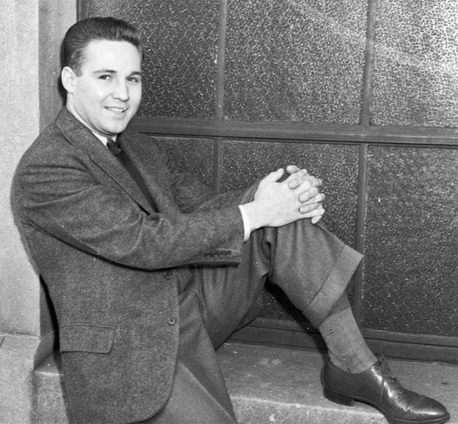 Wayne Bowsher, 1939