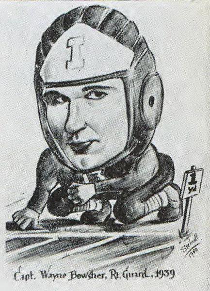 Wayne Bowsher 1940