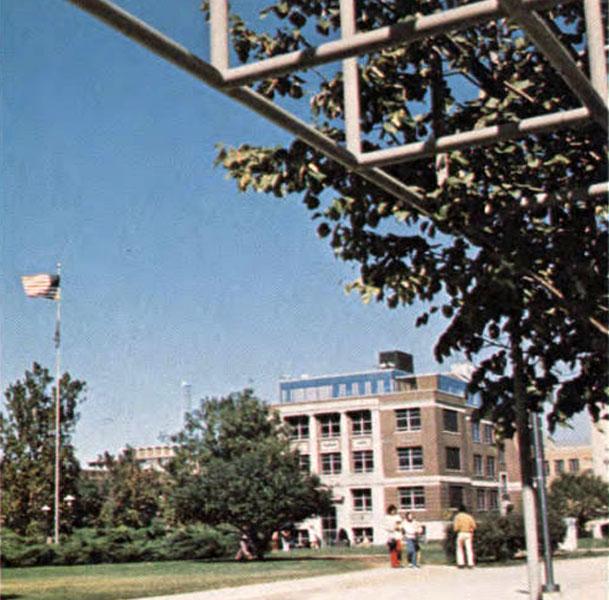Business Building 1975