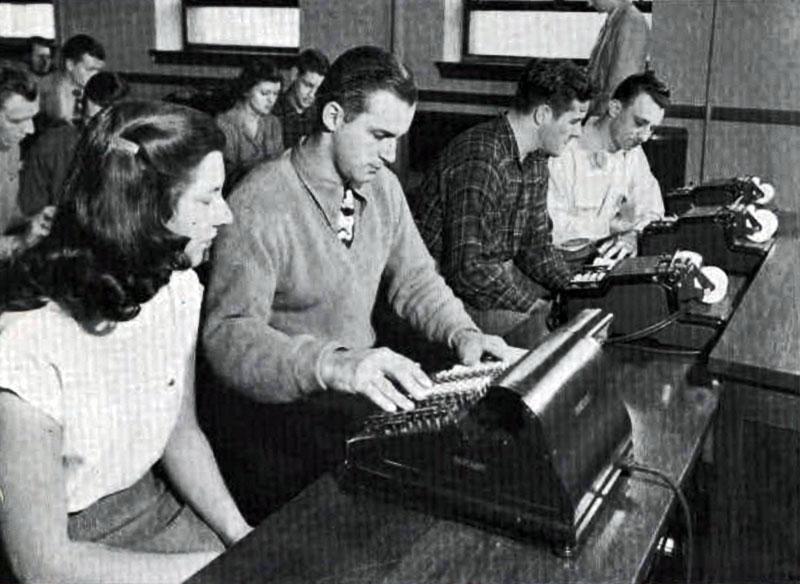 Business Class 1949