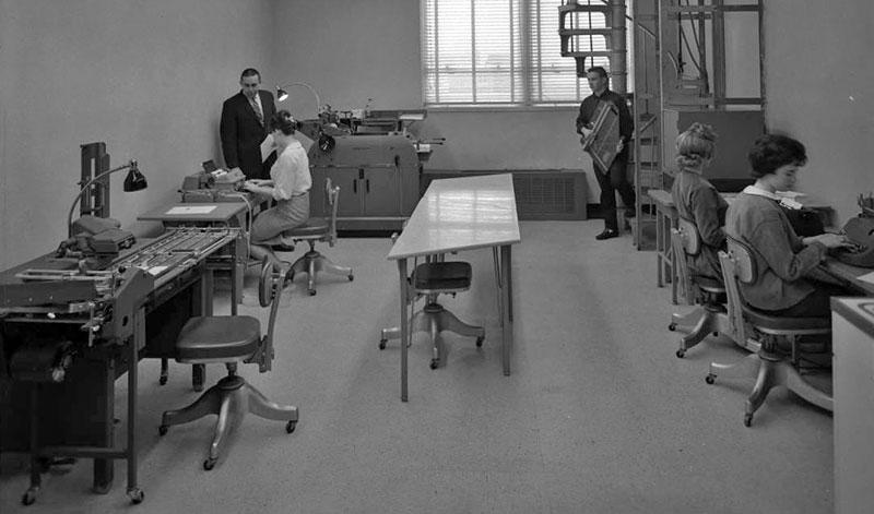 Business Class 1963
