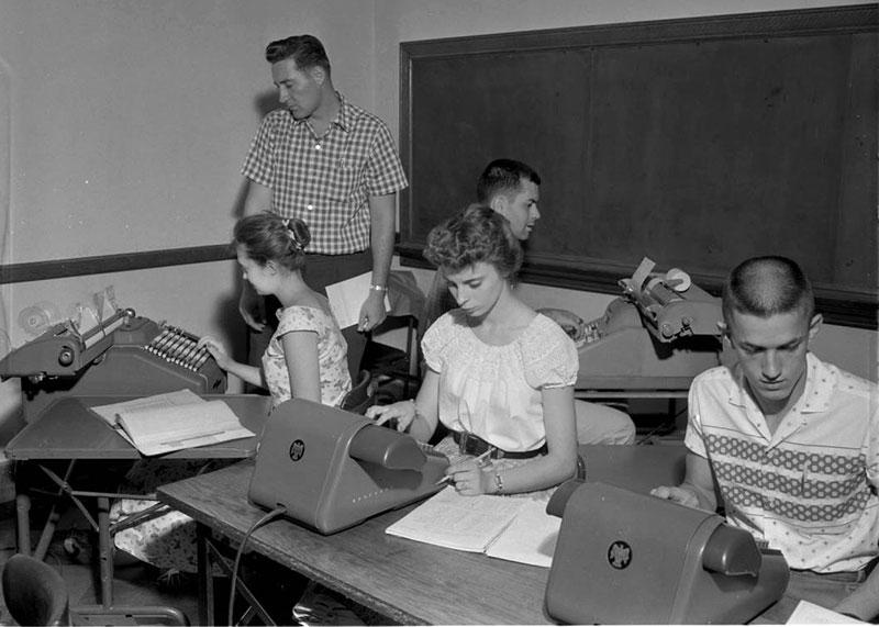 Business Class 1960