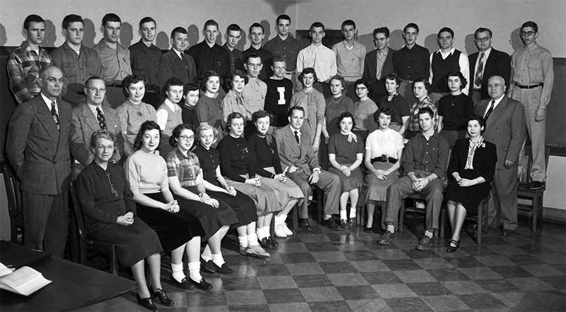 Commerce Club, January 28, 1953