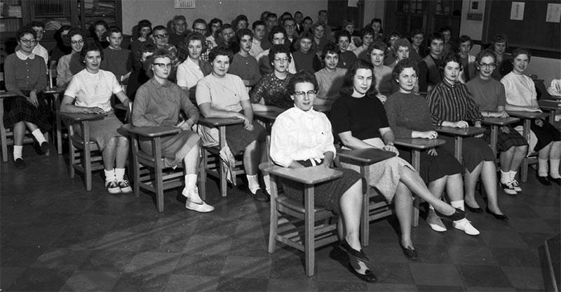 Commerce Club, November 5, 1959