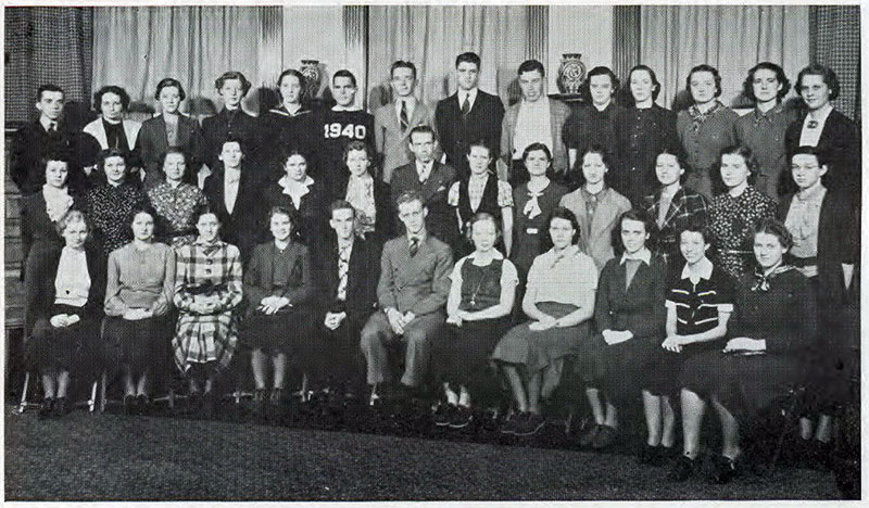 Commerce Club 1938