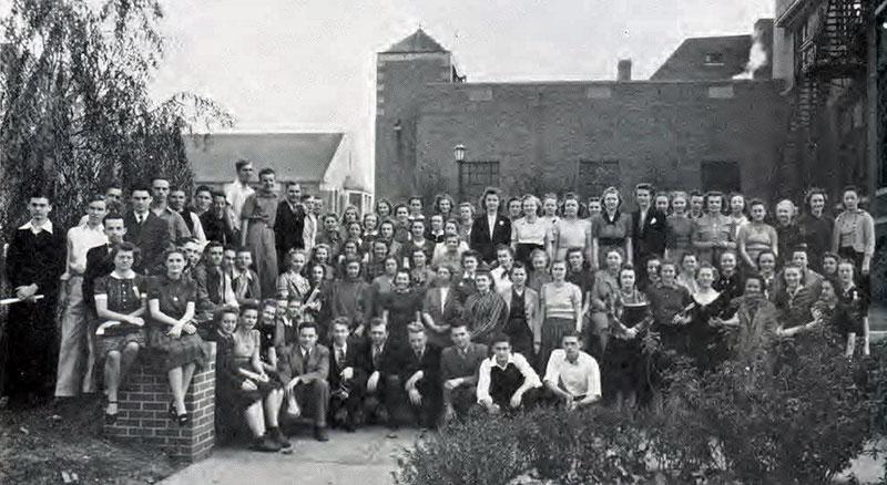 Commerce Club 1940