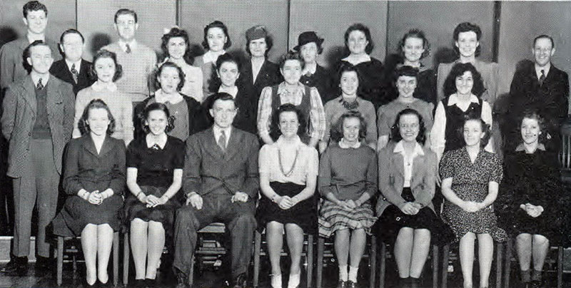 Commerce Club 1942