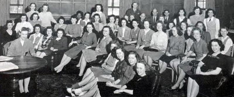 Commerce Club 1945