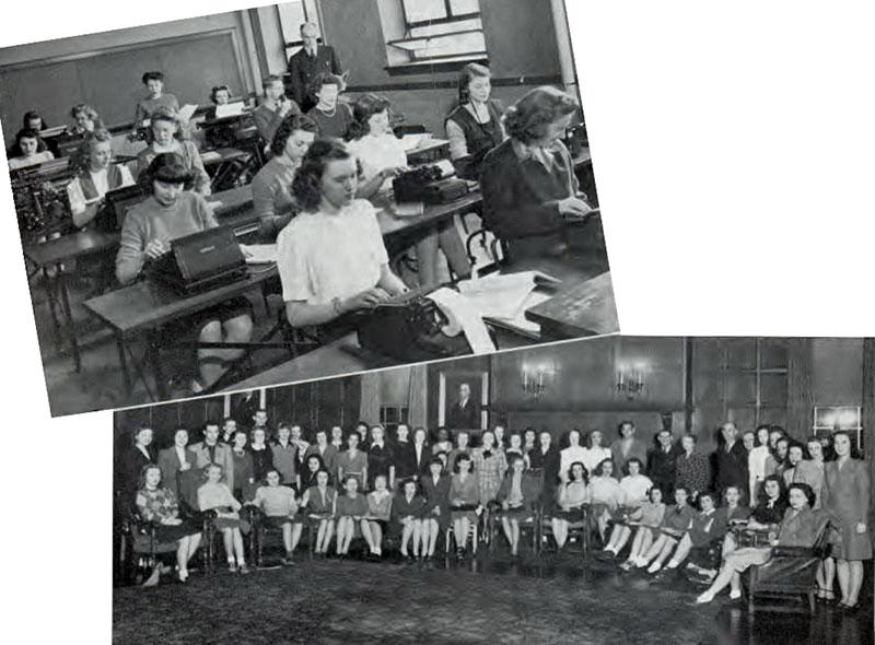 Commerce Club 1946