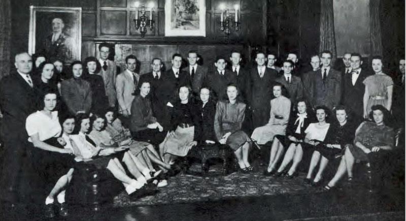 Commerce Club 1948