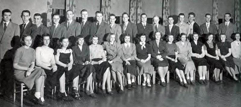 Commerce Club 1949