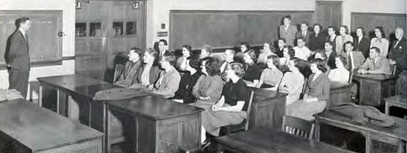 Commerce Club 1950