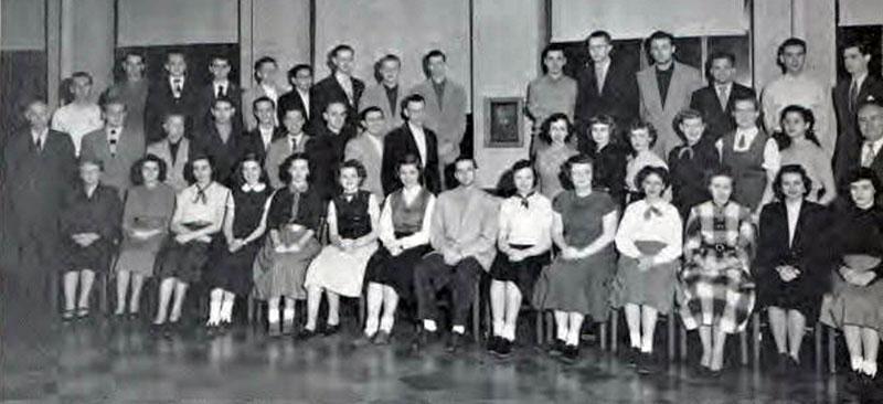 Commerce Club 1951