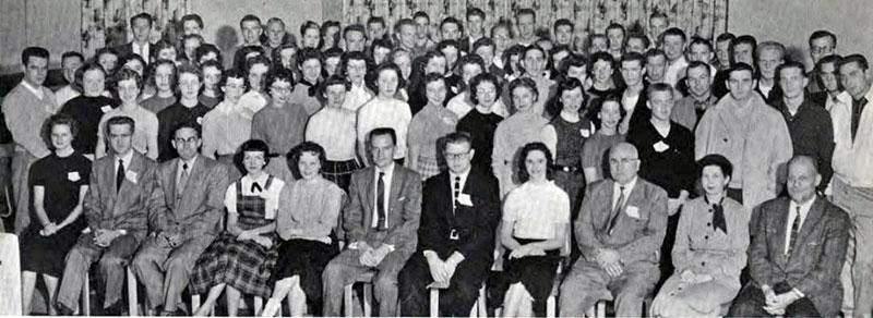 Commerce Club 1957