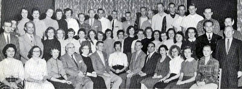 Commerce Club 1958