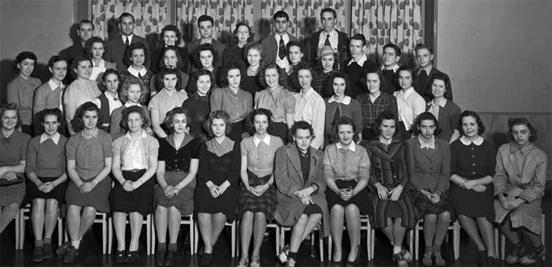 Commerce Club, December 1940