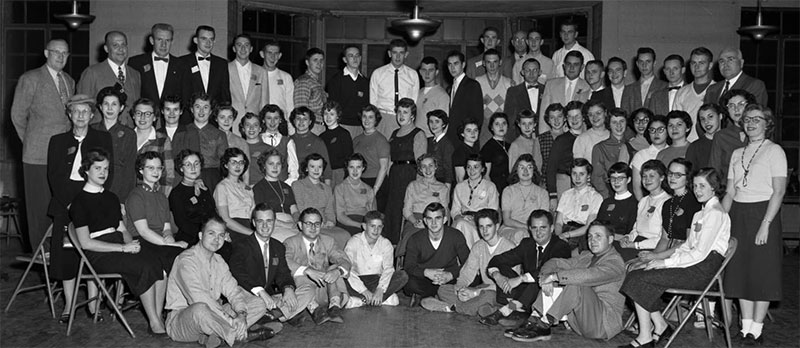 commerce Club, November 1964