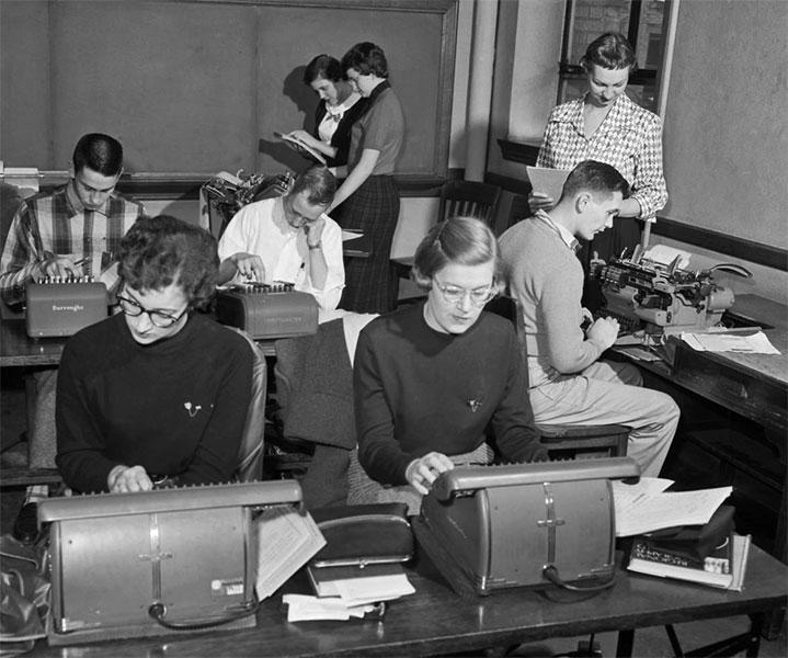 Commerce practice 1956