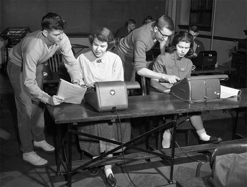 Commerce practice, January 20, 1953