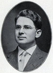 Fred Donaghy in 1913