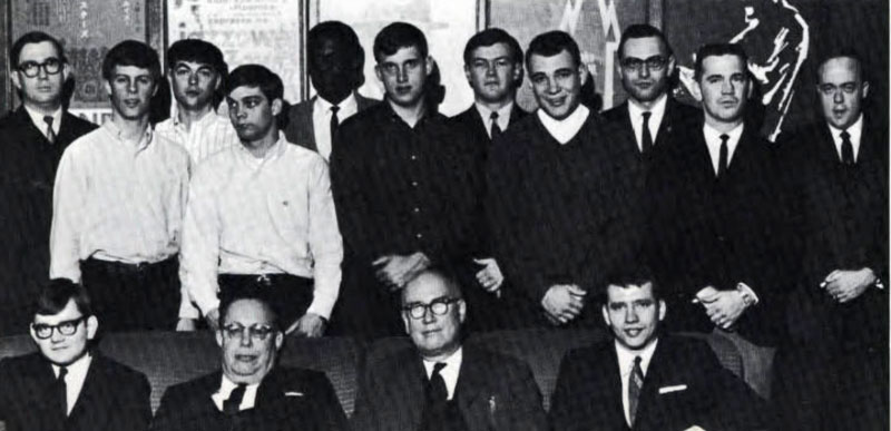 Economics Club 1967