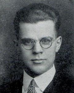 Frank Grove, 1922