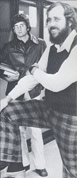 Lawrence Knight, 1977