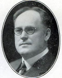 George Leonard, 1928