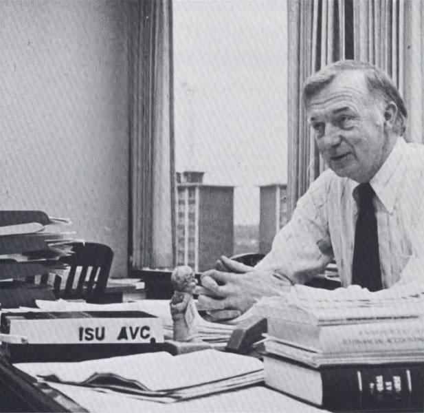 Henry W. Longfield, 1976