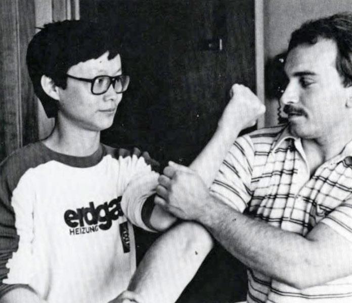 Hon Chau (Eddy) Ma, 1981