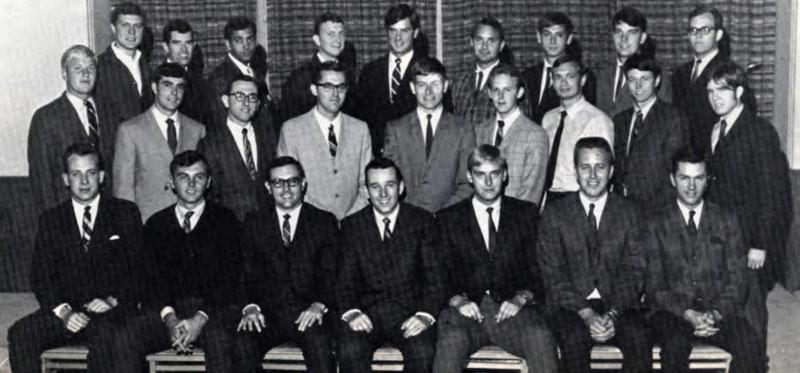 Marketing Club, 1969