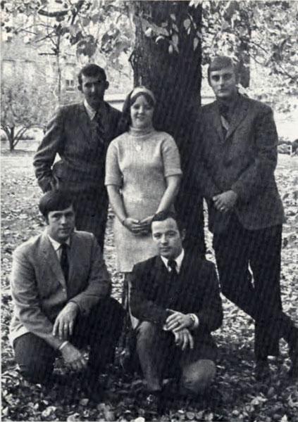 Marketing Club, 1970