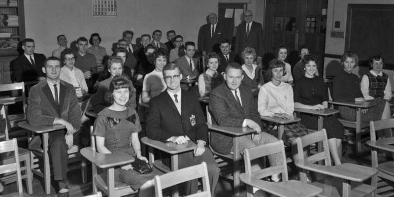 Future Business Leaders of America (Phi Beta Lambda), January 16, 1962