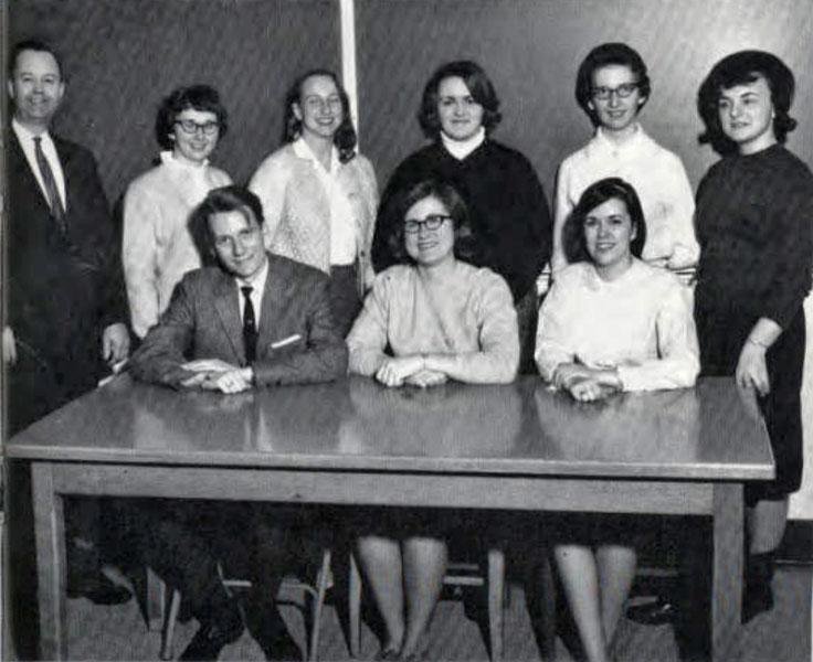 Future Business Leaders of America (Phi Beta Lambda), 1966