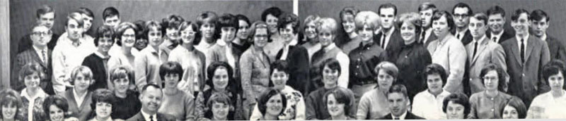 Future Business Leaders of America (Phi Beta Lambda), 1967