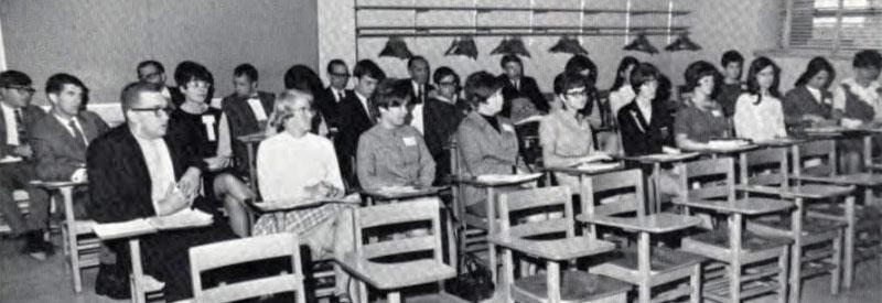 Future Business Leaders of America (Phi Beta Lambda), 1969