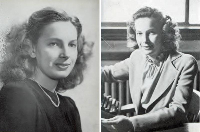 Lois Reynolds, 1946