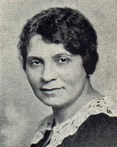 Marie Rucker, 1929