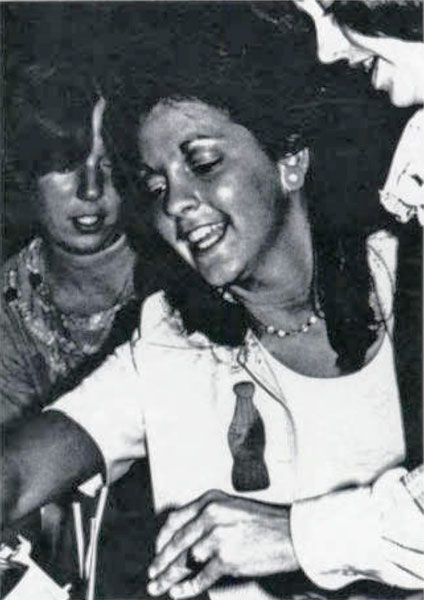 Karen Sackmaster, 1977