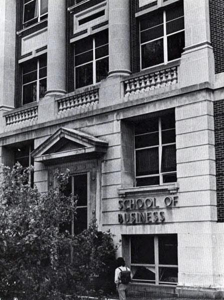 School of Business, 1979