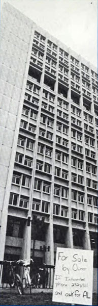 Statesman Towers, 1974