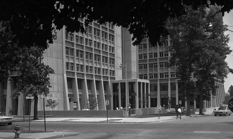 Statesman Towers, July 1970