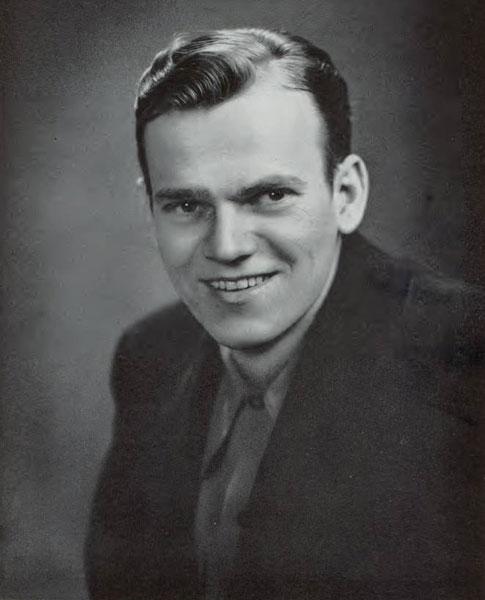 Dennis Trueblood, 1947