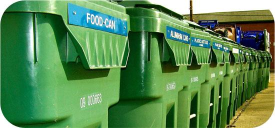 ISU Recycling Center