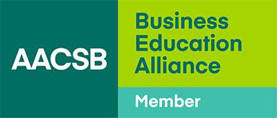 AACSB BEA logo horizontal