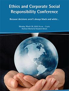 Ethics Conference 2010 illustration