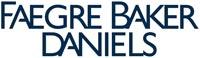 FBD - Faegre Baker Daniels Logo